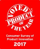 वर्ष 2017 का उत्पाद