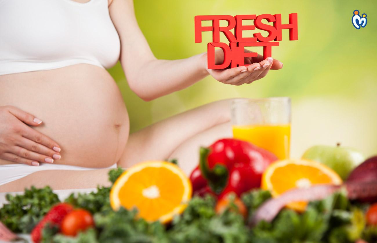 गर्भावस्था के दौरान लिये जाने के लिए पूरक